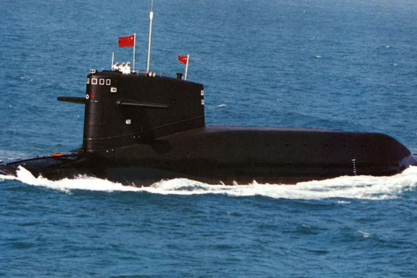 China Reportedly Will Send Nuclear Armed Submarines To