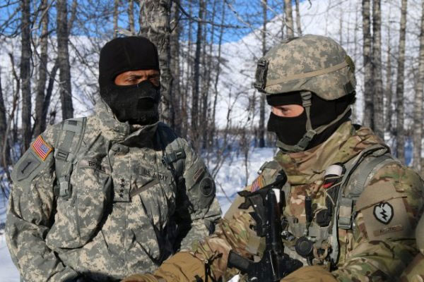 Us Army In Alaska Braces For Cuts Of Up To 2 000 Soldiers
