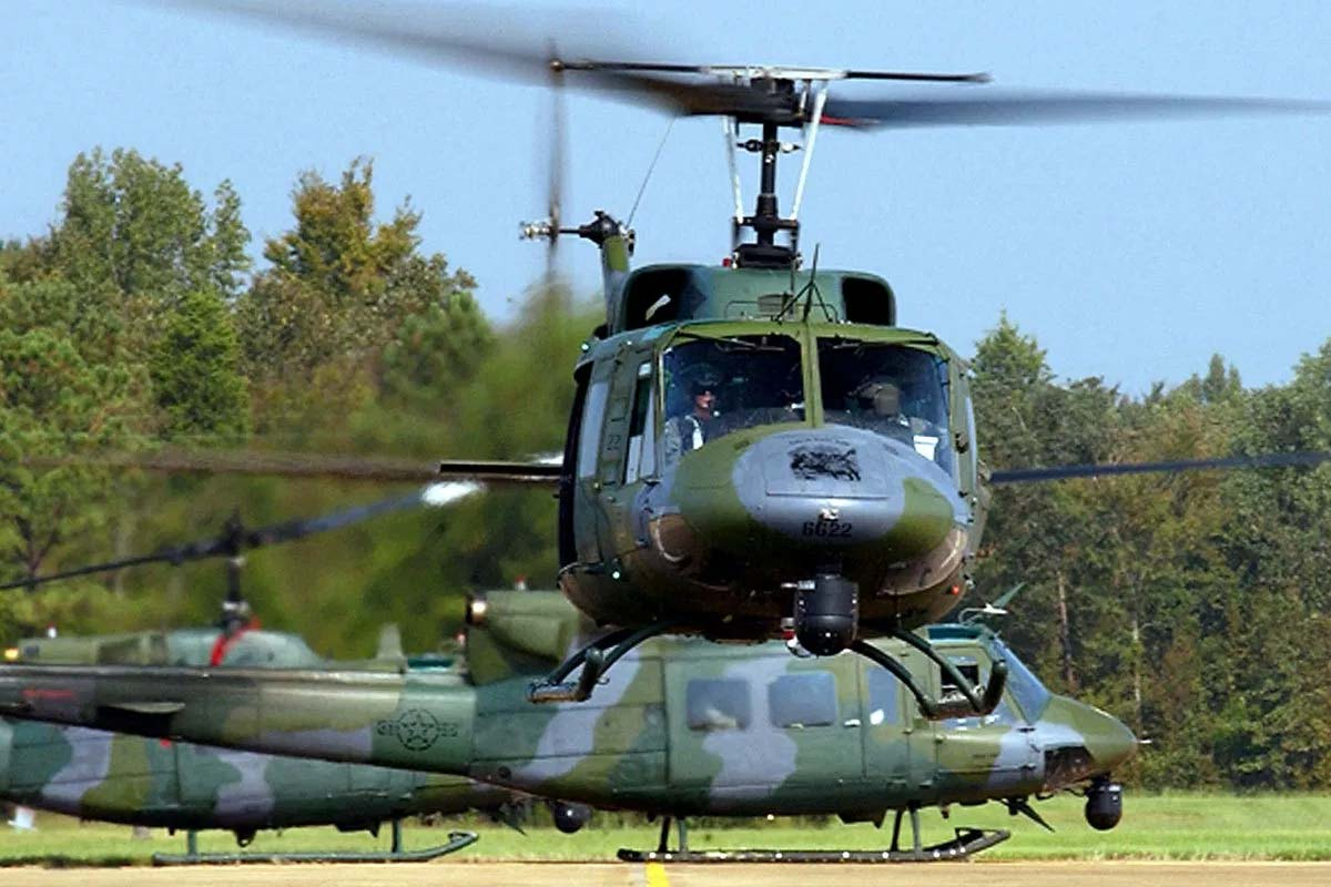 Boeing Wins Air Force Contract to Replace UH-1N Huey Helicopters