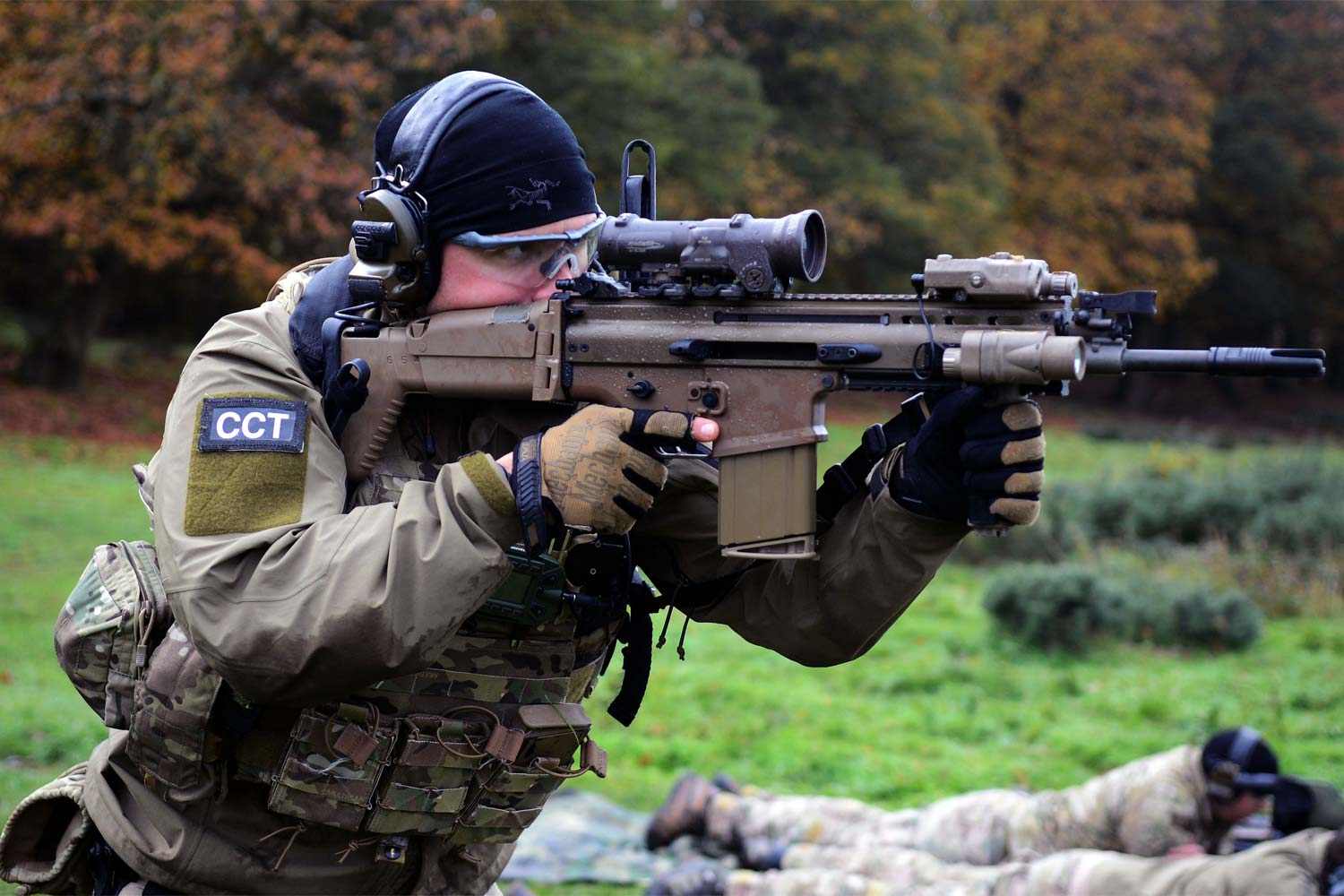 US Army to Search for New 7.62mm Rifle | Military.com