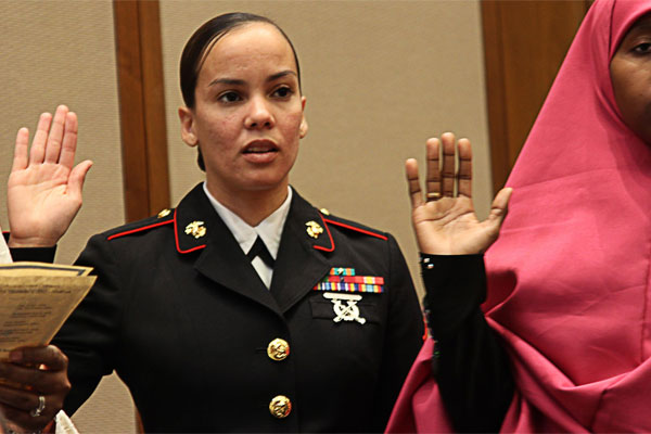marine from dominican republic becomes citizen