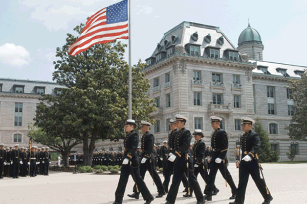USNA Welcomes Family, Friends of the Class of 2019