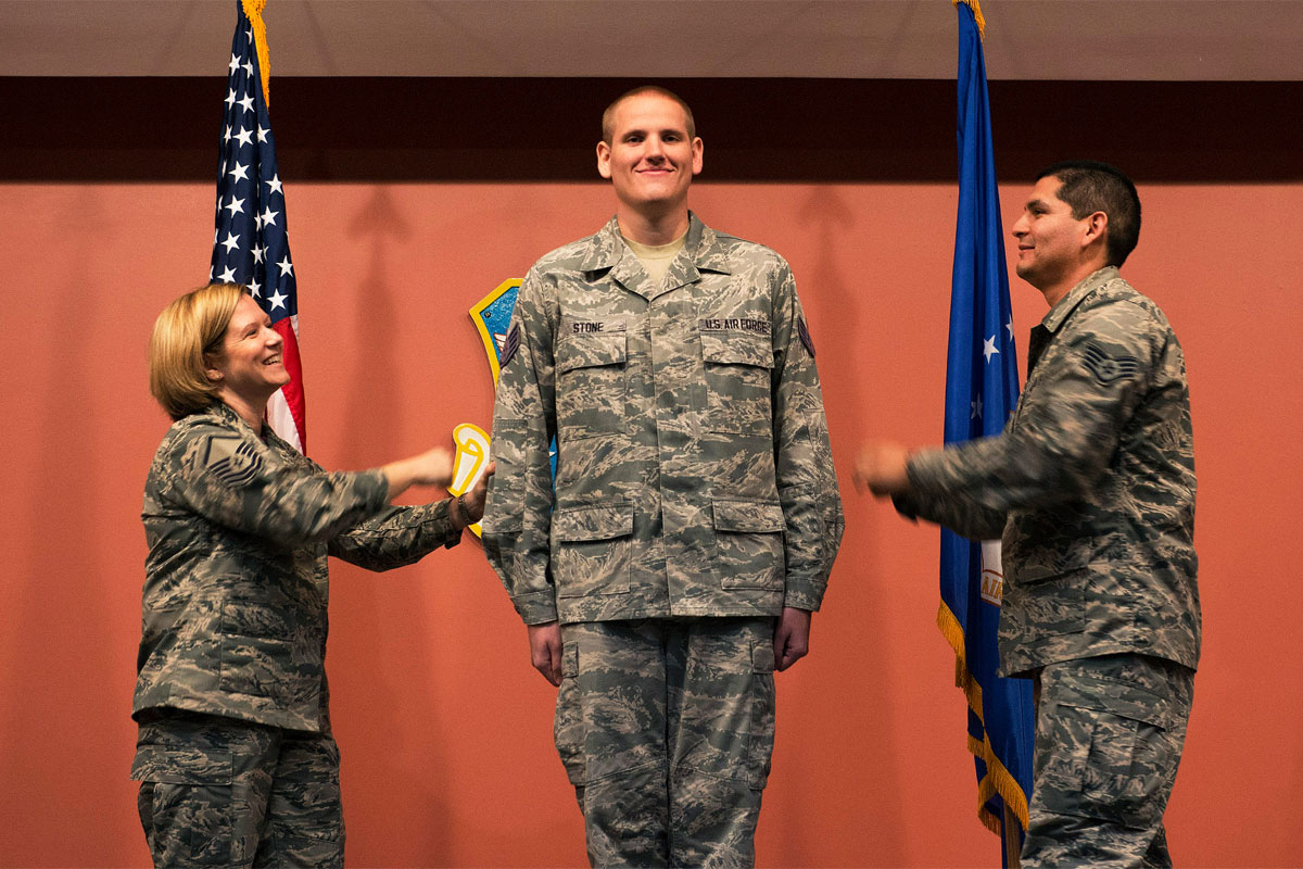 Air Force Taps 16 500 Senior Airmen For Promotion To Staff Sergeant Military Com