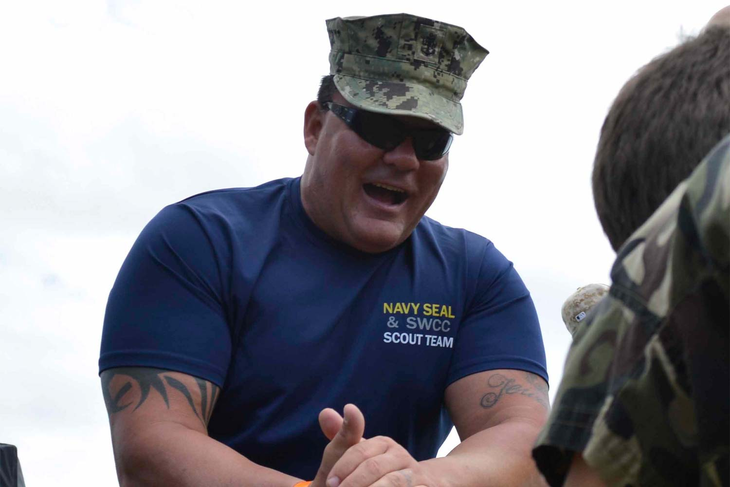 decorated navy seal moonlighting as a porn star