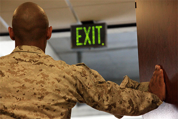 Transitioning From Military Service Military Com