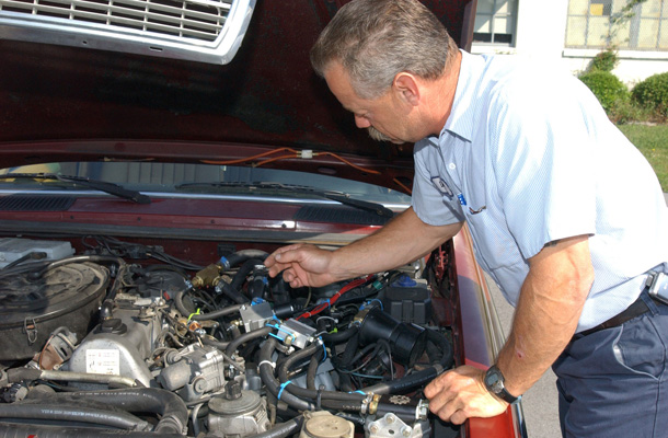 auto repair  different fuel injection systems