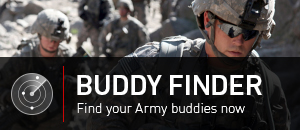 Military friend finder