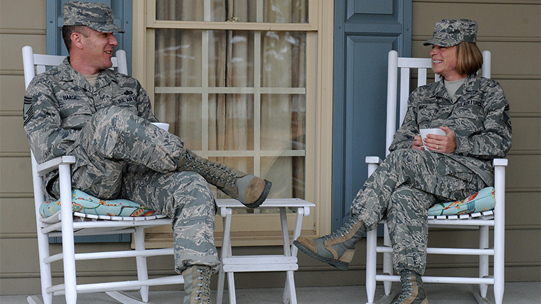 Dual Military Overseas Housing Allowance Military