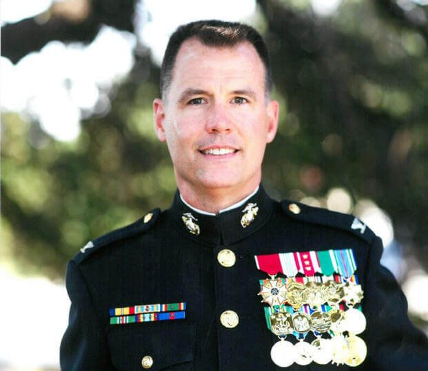 from battlefield to boardroom  how this marine found