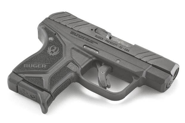 Ruger lightweight compact pistol LCP II (Ruger photo)