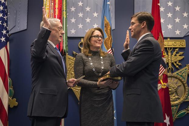 New Army Secretary Pledges To Make Soldiers His Top