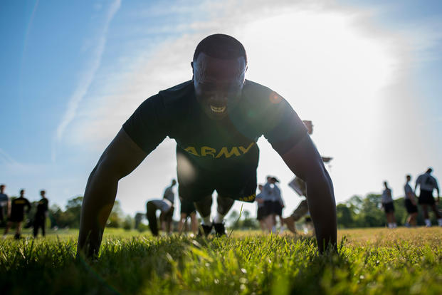 Army Does Away With Age-Specific Scoring in New Combat Fitness Test