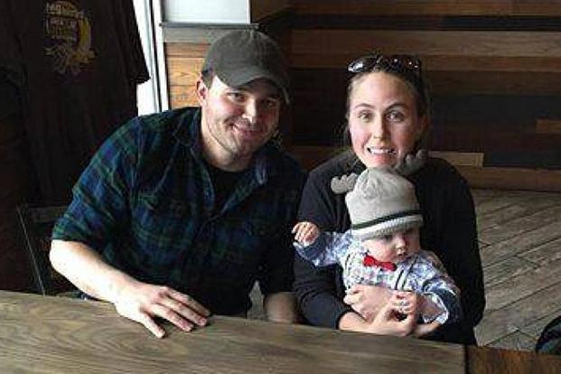 Spc. Travis Reynolds; his wife, Deanna Reynolds; and their 19-month-old son, Cooper, were reported missing after visiting family in New York. They were later found camping in Tennessee. Fort Bragg officials report that Spc. Reynolds has been AWOL since Jan. 17, 2018. Facebook photo