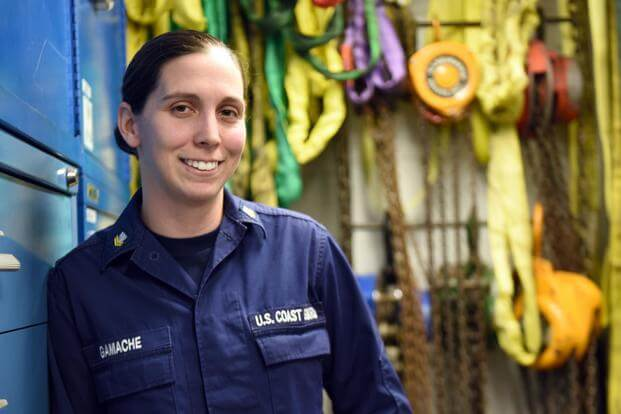 Coast Guardsman Leads Service's First Women's Rugby Team ...