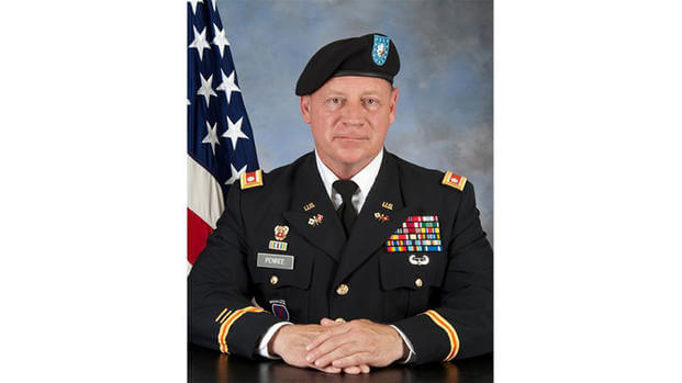 Lt. Col. John W. Penree, 61, served in the Army for 43 years. (U.S. Army photo)