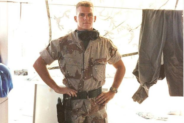 Congressional Candidate Amp Former Navy Seal Says Prior