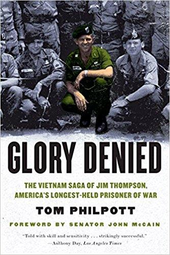 Book Image of Glory Denied by Tom Philpott