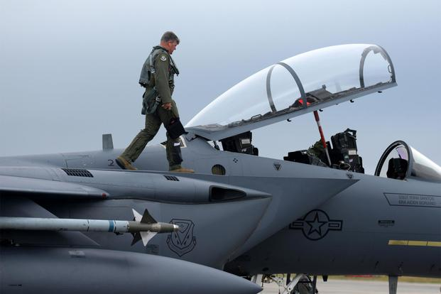 Air Force May Approve Enlisted Pilots for First Time in 75
