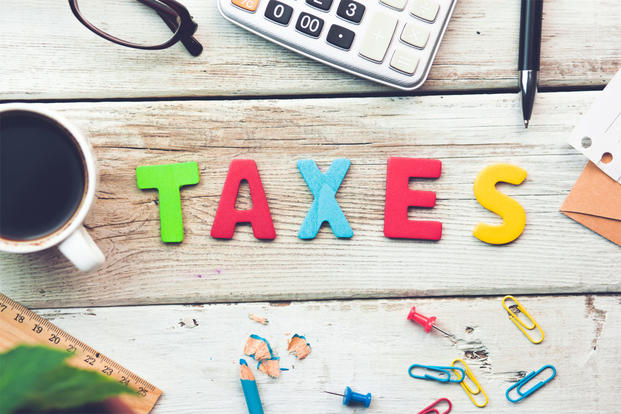 monthly tax withholding calculator