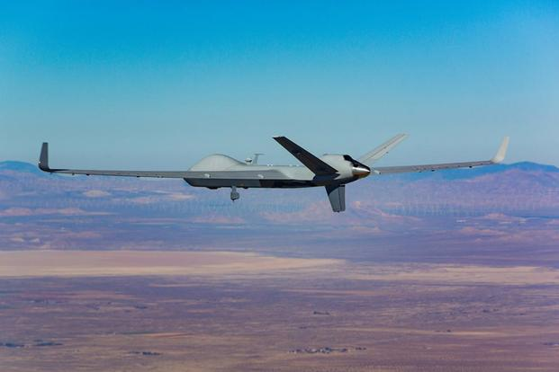 General Atomics' MQ-9B SkyGuardian (Photo: General Atomics Aeronautical)