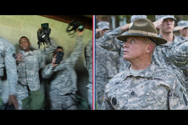The Truth About Cell Phones in Basic Training | Military com