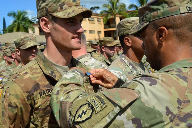 Army revamping expert infantryman badge testing news stripes.