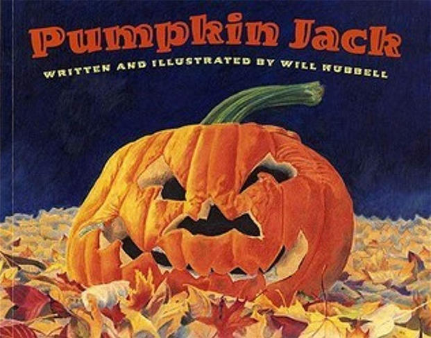 Pumpkin Jack by Will Hubbell