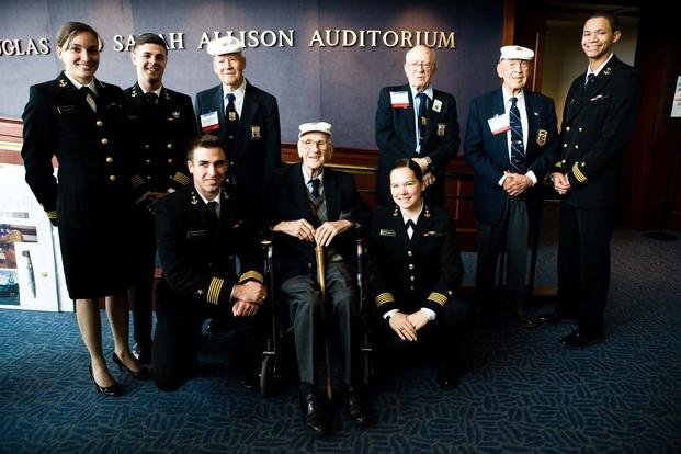 Participants from the American Veterans Center's 2016 Veterans Day Conference (Photo from AVC).