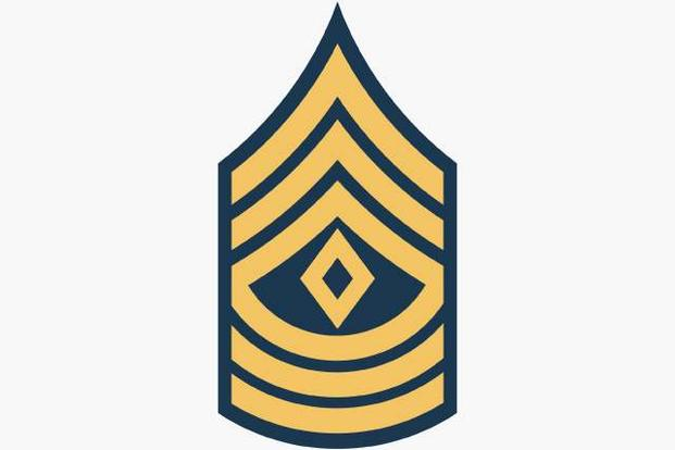 Army First Sergeant (E-8)