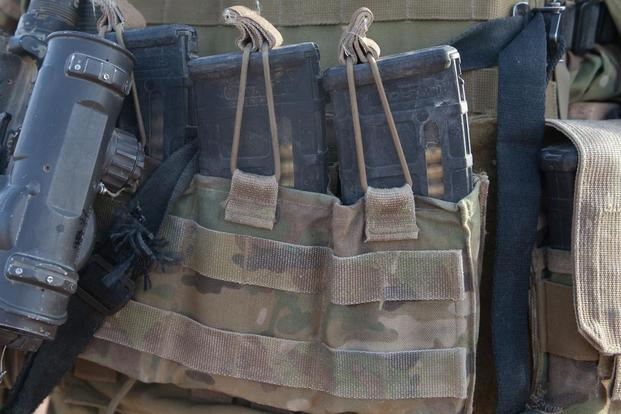 Marine Corps to Buy More Than 60,000 Redesigned Pouches for New PMAG