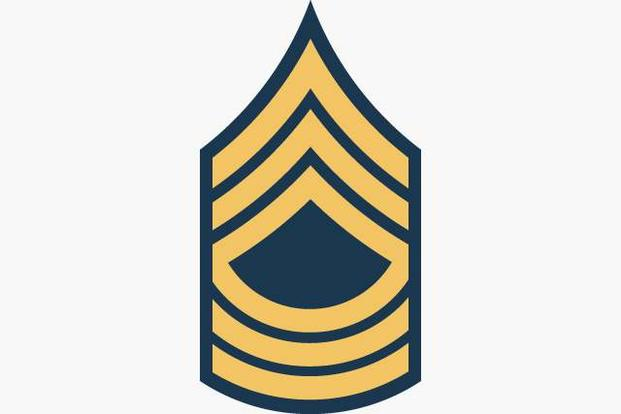 Army Master Sergeant and First Sergeant (E-8)