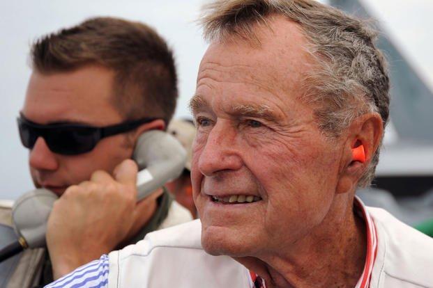 George Hw Bush Itok Tribute Fair Winds
