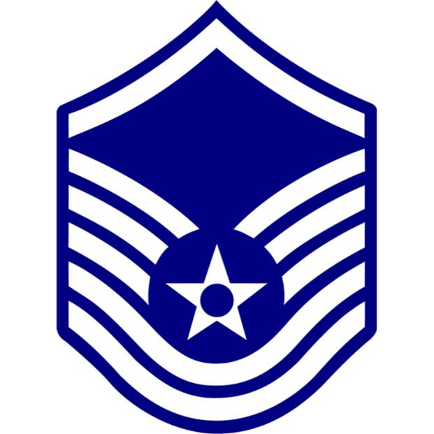 Air Force Master Sergeant insignia