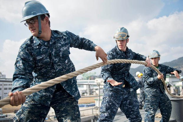 Enlisted Navy Rates Military Com