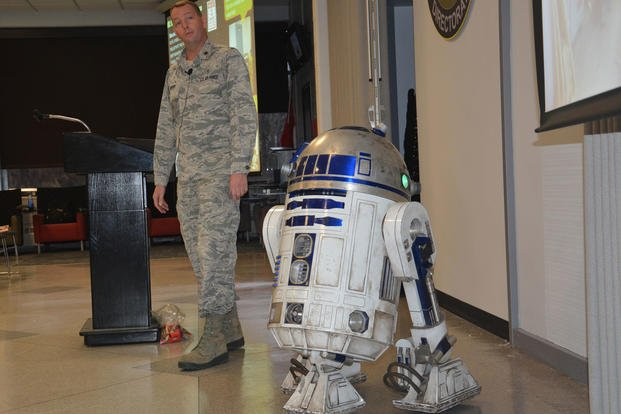 R2-D2 in the Cockpit? Air Force Testing 'Skyborg' AI Program
