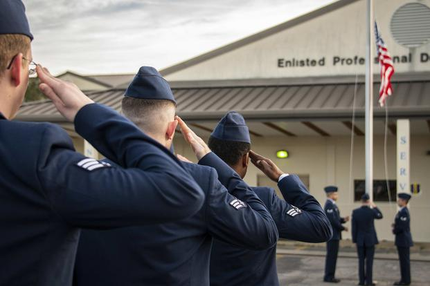 Vellidte Air Force Scraps, Revises Hundreds of Rules That Bog Down Airmen SB-17