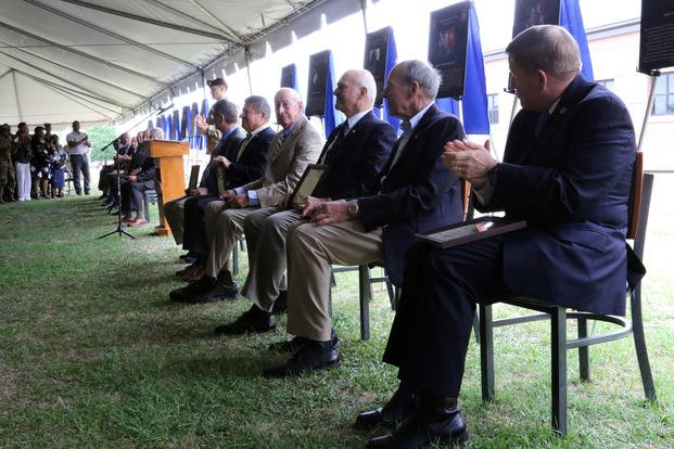 82nd Airborne Inducts 2019 Hall of Fame Class at Fort Bragg