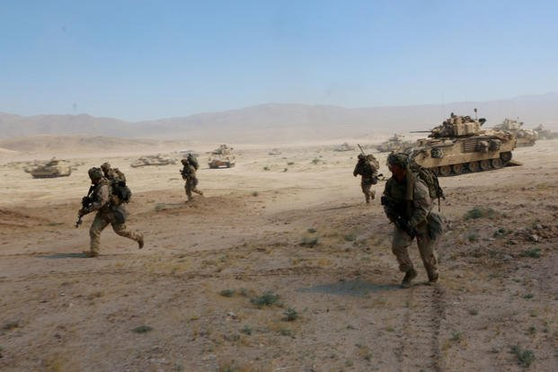 At National Training Center, Soldiers Now Train for What ...