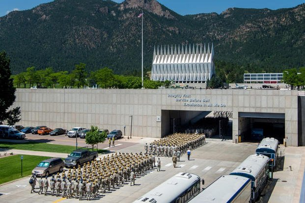 High Levels of Toxic Chemicals Found in Water at Air Force