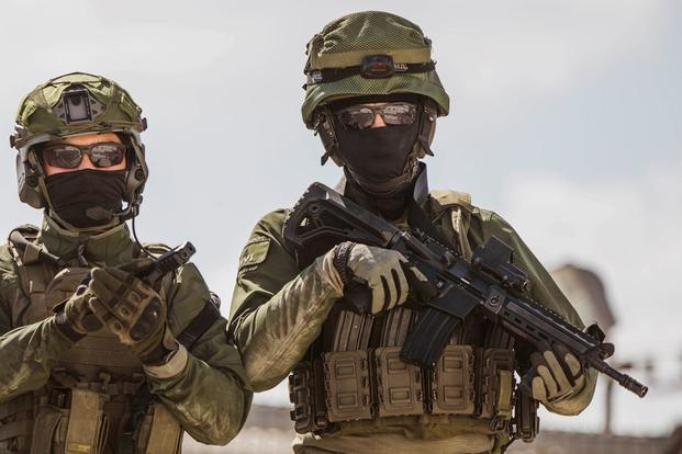 Israeli Gunmaker Unveils Multi-Caliber Special Ops Rifle in