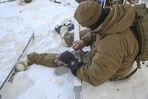 Marine Corps in Final Phase of Selecting an Intense Cold