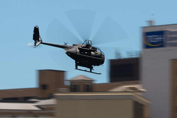 Special Ops May Get Army Future Vertical Lift Helo to