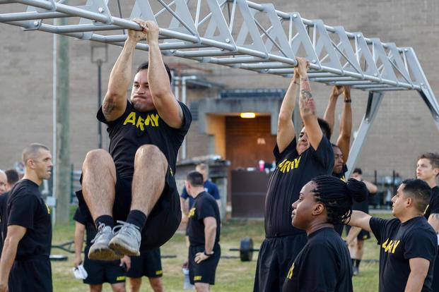 Army Considering PassFail Option on ACFT for Sergeant