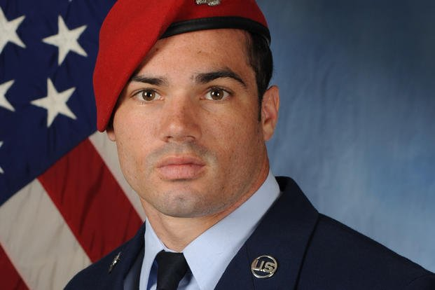 Staff Sgt. Cole Condiff. (Courtesy U.S. Air Force)