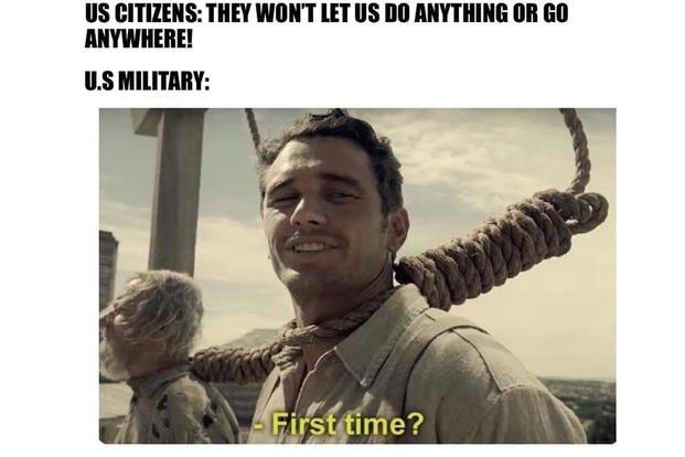 The Internet S 10 Best Military Coronavirus Memes Military Com