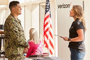 Verizon workforce