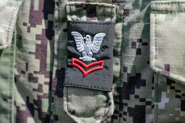 The Navy has now authorized a new and more recognizable rank tab for optional wear.