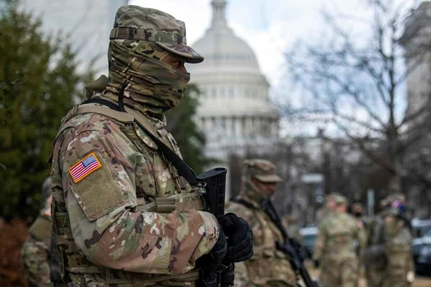 Thousands Of National Guard Troops To Begin Leaving Dc This Weekend Military Com