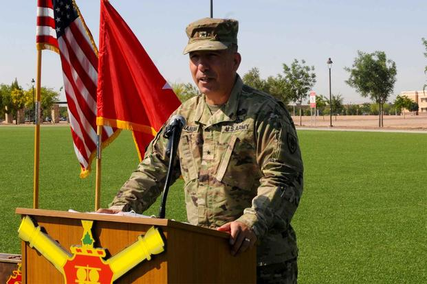Brig. Gen. Stephen J. Maranian.