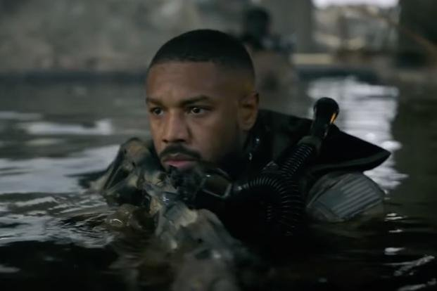 Michael B Jordan Tom Clancy Without Remorse